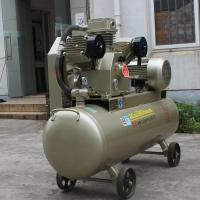 Quality Ac Power Belt Driven15kw 0.8Mpa Piston Air Compressor With Air Tank KS Series wholesale