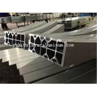 Quality Bending Aluminum Square Tube / Aluminium Industrial Profile Bending Industrial Tube wholesale