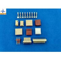 Quality Pitch 2.54mm Single Row 02p To 20p Housing PA66 UL94V-0 Wire To Board Connectors wholesale