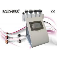 Quality Dissolving Fat Ultrasonic Cavitation RF Slimming Machine Professional Beauty Equipment wholesale