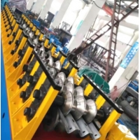 Quality CMC CE Guardrail 450mm Panel Roll Forming Machine wholesale