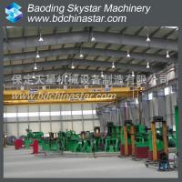China Automatical HF welded H beam line on sale