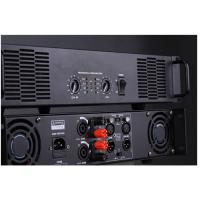 China Professional PT-12 high power music amplifier 3U size for karaoke and concert on sale
