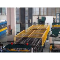 Quality 5.5KW Automatically Roof Panel Roll Forming Machine 40GP Container wholesale