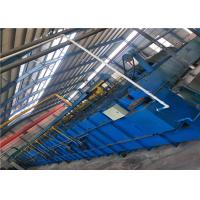 Quality Zinc Aluminium Alloy Wire Coating Production Line , Hot Dip Galvanizing Machine For Steel Wire wholesale