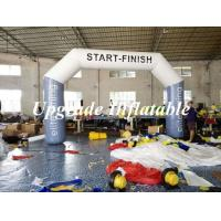 Quality PVC Inflatable Arch For Start & Finish Line On Sport Event wholesale