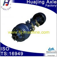 Quality 16T American type axle wholesale