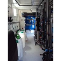 Quality PLC 1000gpd Commercial RO Water Systems , Salt Water Desalination Systems wholesale