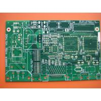 Quality Immersion Silver 4 Layer Multilayer PCB Fabrication For Access Control / Printers wholesale