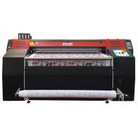 Quality 1.8M Epson DX5 Head Sublimation Printing Machine For Fabric / Textile Printing wholesale