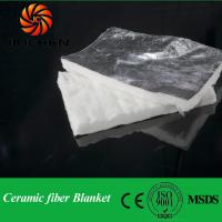 Cheap Good Quality Ceramic Fiber Blanket With Aluminum Foil for sale