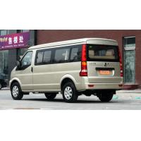 China White Dongfeng Mini Electric Powered Van / Electric Cargo Vans C35-LHD With Left Hand Driving on sale