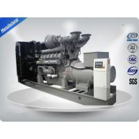 Quality Projects Used Mega Diesel Genset / 1800 rpm Mitsubishi Engine Generator Set for Standby Power wholesale