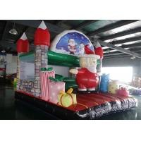 China Beautiful And Attractive Blow Up Christmas Lawn Decorations Customized Size on sale
