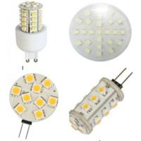 Quality Vehicle Lighting 180lm 3528 SMD 12V 0.9W G4 Led Lamps Halogen Bulb Replacement 18pcs wholesale