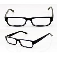 Cheap Brown Lightweight Fashion Eyeglasses Frames For Protect Eyes for sale