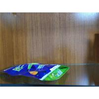 China Moisture Proof Plastic Stand Up Pouch , Custom Printed Stand Up Pouches on sale