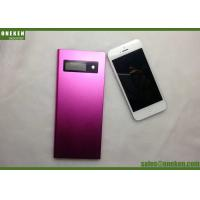 Quality High Capacity Power Bank LCD Display , Portable External Battery Charger wholesale