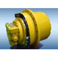 Quality Kobelco SK30 SK32 SK35 Excavator Travel Motor Yellow MG26VP-02 49kgs With Gearbox wholesale