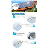 6000 series aluminium profile solar panel frame with high quality