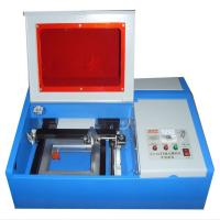 China S3020 30x20cm mini laser cutting machine for engraving stamp and non metal on sale