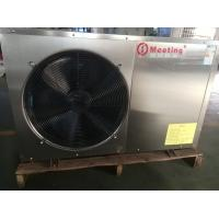 Quality 7kw House Heating Air Source Heat Pump With Staninless Steel Shell Wifi Function Support wholesale