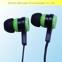 Buy cheap 2015 SXD Sport earphone,earphone with mic,silicone earphone rubber cover from wholesalers
