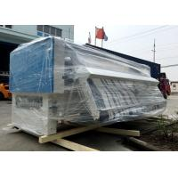 Buy cheap High Efficiency Automatic Laundry Folding Machine , Commercial Automatic Clothes Folder from wholesalers