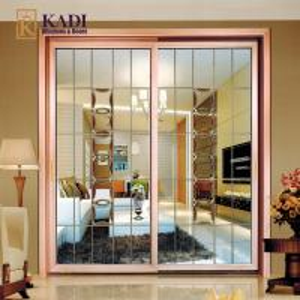 Quality 80 High Quality Aluminium Sliding Glass Doors wholesale