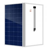 Quality High Efficiency 36 Cell Solar Panel , Polycrystalline Solar Module For Home wholesale