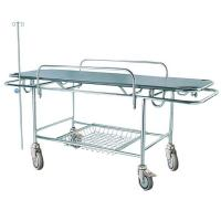 Quality Safety Hospital Emergency Ambulance Stretcher Bed As First Aid Devices wholesale