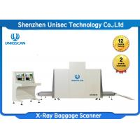 Quality Big Size X Ray Baggage Scanner 0.22m / S Conveyor Speed For Airport Security Checking wholesale