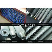 Quality Extruded Heat Exchanger Fin Tube , Seamless Aluminium Fin Tube For Air Cooler Heater wholesale