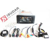 Cheap Front USB Output VW Transporter Dvd Player , Volkswagen Touch Screen Multimedia Player for sale