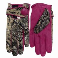 China Ladies Fashion Leather Gloves (YKY5111) on sale