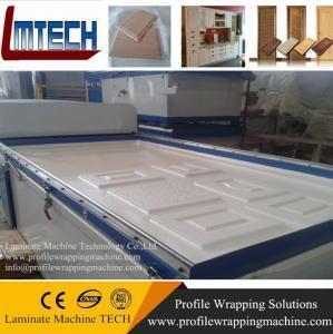 China PVC Veneer Vacuum Membrane Press Machine on sale