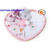 Quality Customized Baby Clothes Gift Set Total 7 Packs With 100% Cotton Material wholesale
