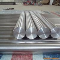 Quality TP304 / TP321 / TP316TI Stainless Steel Round Bar , Pickled & Bright for sale