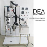 China Laboratory Essential Oil Distillation Equipment / Ethanol Fractional Distillation Machine on sale