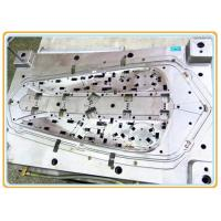 Cheap Custom Plastic Injection Mold Tooling , Automotive / Car Decoration Panel for sale