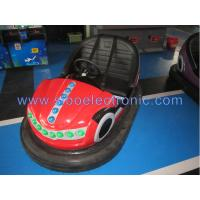 Quality Sibo Kids Coin Operated Rides Bumper Car For Adults Reach Race Track wholesale
