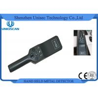 Quality High Sensitivity Super Scanner Hand Held Metal Detector Rental With 4 Level Optional wholesale