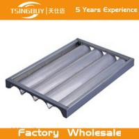 China Factory wholesale bread baking aluminum sheet-on-stick french baguettes baking tray-bread baking trays on sale