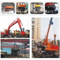 Buy cheap Quick Coupling Scrap Lifting Magnet , Industrial Lifting Electromagnets MW5 from wholesalers
