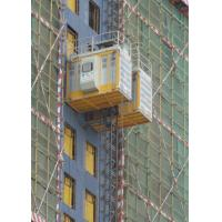 Quality Passenger and Material Hoist SC200/200 High Speed VFD Twin Cage KP-B10 wholesale