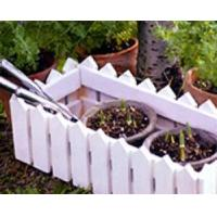 Buy cheap Wood-Plastic Composite Gardening -- Flower Box from wholesalers