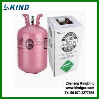 China mixed Refrigerant gas cylinder R410a on sale