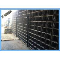 Quality Concrete Reinforcement Welded Mesh Panel Square Hole Shape 150 X 150 Mm Size wholesale