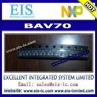 Quality BAV70 - NXP Semiconductors - DIODE ARRAY 100V 215MA TO236AB - Email: sales009@eis-ic.com wholesale
