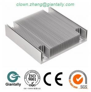 Quality Jiangyin aluminum heat sink,extrusion heatsink,heat sink factory wholesale